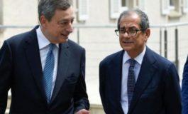 Ministro Tria: bail in andrebbe abrogato, Italia fu ricattata da Germania