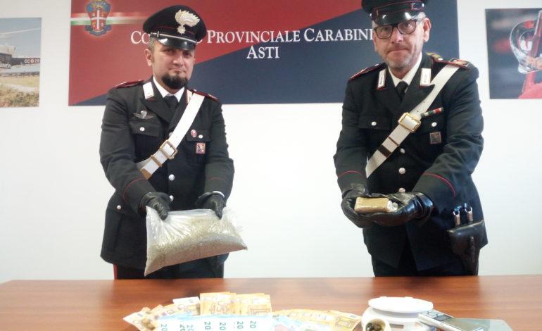 Bimbo solo in strada è trovato dai carabinieri che lo riportano a casa dove il padre, noto spacciatore, è arrestato per droga