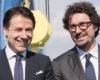 Conte e Toninelli nel cuneese in visita all'autostrada A33, la grande incompiuta del Piemonte