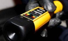Cinque denunciati per essersi messi al volante sotto l'effetto di alcol e droga