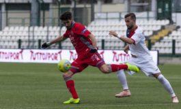 """L'Alessandria batte la Pistoiese e conquista al """"Mocca"""" tre punti che mancavano da quasi un anno"""