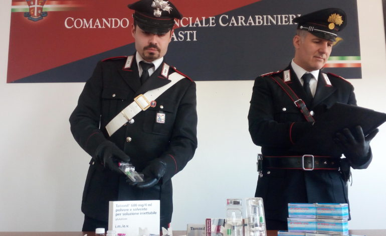 Doping, dodici arresti in tutta Italia: ad Asti in manette allenatore proprietario di un negozio di integratori