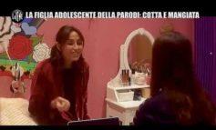 Scherzo (finto?) a Benedetta Parodi con la figlia di sedici anni innamorata dello chef