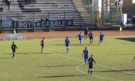 """Casale Fbc, al """"Palli"""" Nerostellati sconfitti dal Borgaro Nobis ma ancora in corsa per i playoff"""