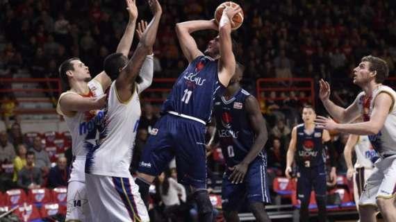 Novipiù Casale espugna il campo della Leonis Roma: playoff a portata di mano