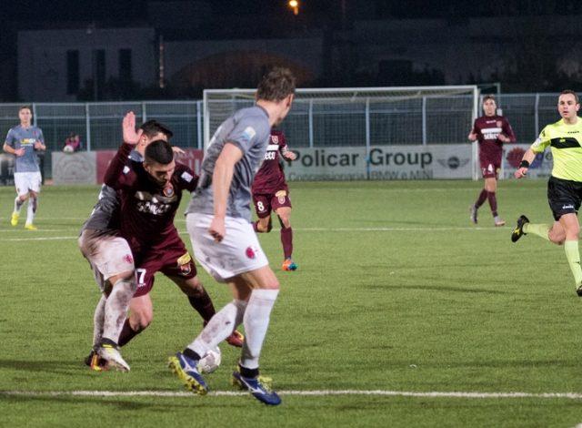 L'Alessandria ci crede e batte in rimonta il Pontedera: playoff a -3