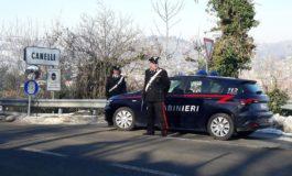 Marito violento rintracciato e arrestato nel cuneese dai Carabinieri di Canelli