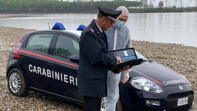 Il corpo trovato in riva al Po a Pieve del Cairo potrebbe essere quello del giovane brasiliano che si gettò dal ponte Meier di Alessandria a novembre