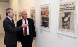 Una mostra fa rivivere la Gazzetta del Popolo