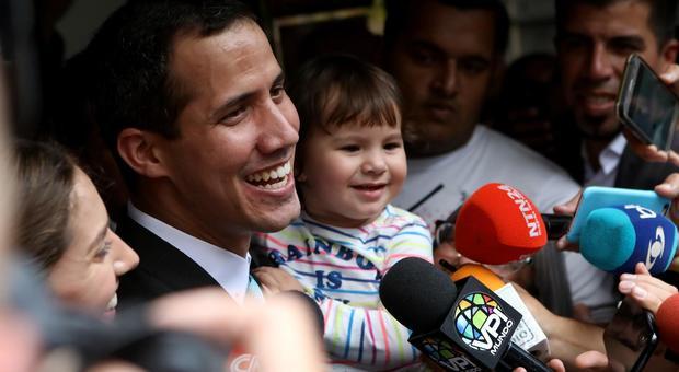 Guaidó è stato privato dell'immunità
