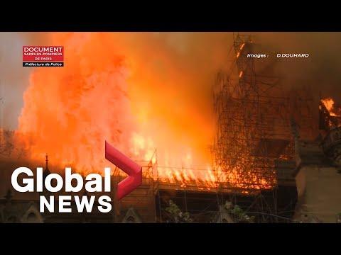 Notre-Dame, la pista dei soldi: per trovarli serviva l'incendio