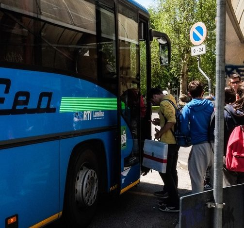Dopo Amag Mobilità la Line di Pavia potrebbe correre in aiuto anche di Arfea
