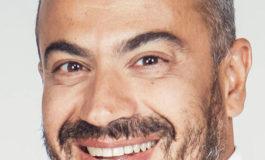 Gianluigi Paragone partecipa all'aperitivo dei 5Stelle novesi