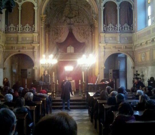 Borgo Rovereto e la sua Sinagoga
