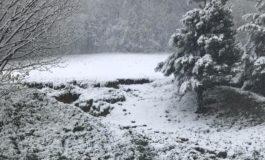 Neve a maggio, e il surriscaldamento della Terra dov'è finito?