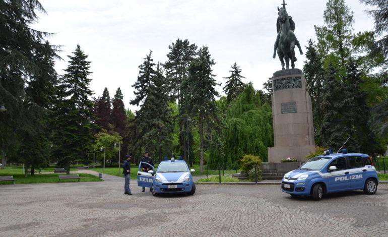 Capillare attività di contrasto al crimine messo in atto da polizia, carabinieri e altre forze dell'ordine