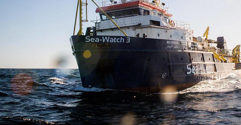 Sea Watch sequestrata