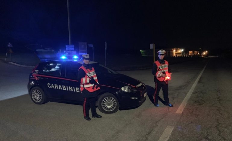 Controlli nel casalese: i Carabinieri denunciano sette persone