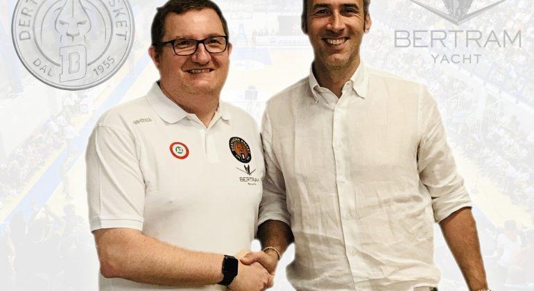 Bertram Derthona riparte dal nuovo Direttore Generale
