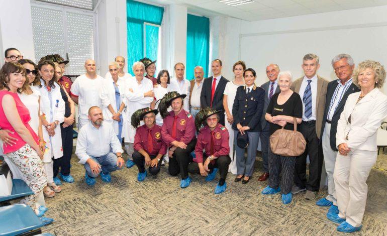 Quindici nuovi monitor per cardiologia e terapia intensiva: valore 193.000 euro grazie ai donatori della Fondazione Uspidalet