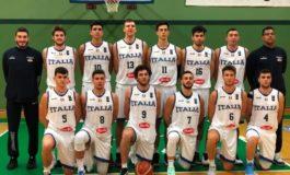 Junior Casale: Fabio Valentini nuovamente nell'Italia Under 20