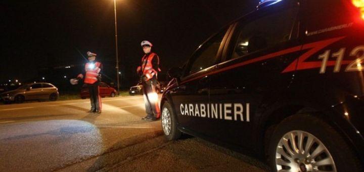 Serravalle Scrivia, forza posto di blocco e si dà alla fuga per le vie del paese ma alla fine è fermato e arrestato