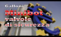 Galloni: I Minibot sono legali e non generano debito
