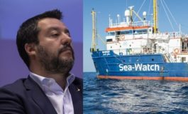 "Clamoroso: Salvini attacca frontalmente il governo olandese e la Ue per il ""Caso Sea Watch"""