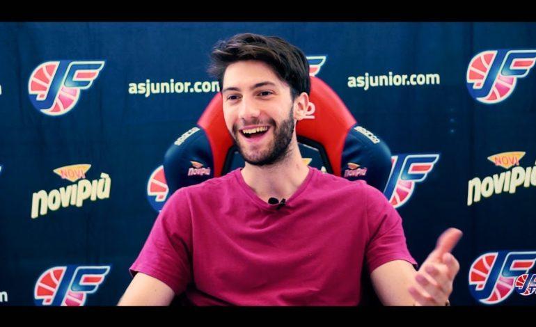 Junior Casale: confermato Luca Cesana