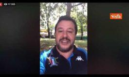 Per Salvini la comandante della Sea Watch è una criminale: o va dentro o va espulsa