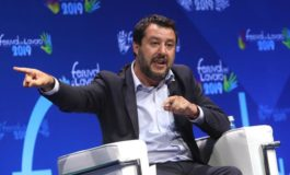 Salvini: anticipiamo la manovra all'estate, basta dare sangue all'Unione Europea