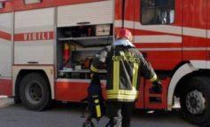 Auto a Gpl va a fuoco a Spinetta Marengo: intervenuti i Vigili del Fuoco