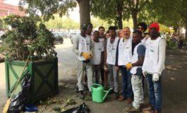 """Migranti al lavoro per rendere """"Alessandria Città Normale"""""""
