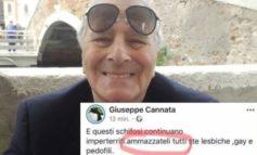 Avviso di garanzia per il vicepresidente del Consiglio Comunale di Vercelli Giuseppe Cannata: è indagato per istigazione