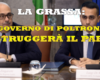 Un governo di poltronari distruggerà il Paese
