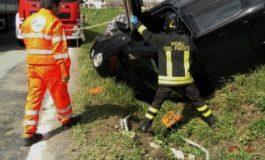 Trovato cadavere al volante della sua auto finita fuori strada la sera prima