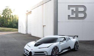 Bugatti Centodieci: un bolide da 1.500 cavalli come tributo alla EB110