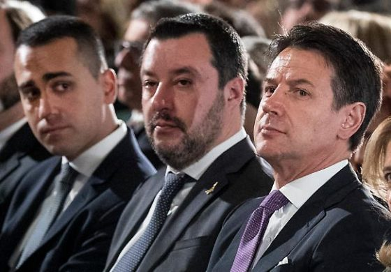 La Lega tenta la riappacificazione proponendo Luigi di Maio a Palazzo Chigi