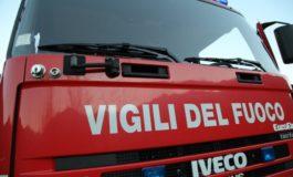 Incendio nella notte tra domenica e lunedì alla I-Pan di Coniolo: Vigili del Fuoco al lavoro con quattro squadre
