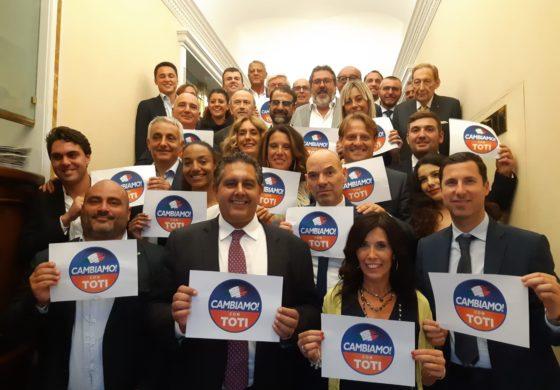 """Firmato l'atto costitutivo di """"Cambiamo!"""", il nuovo partito di Giovanni Toti. Il Senatore Berutti: """"sarà la casa di chi crede nel futuro"""""""