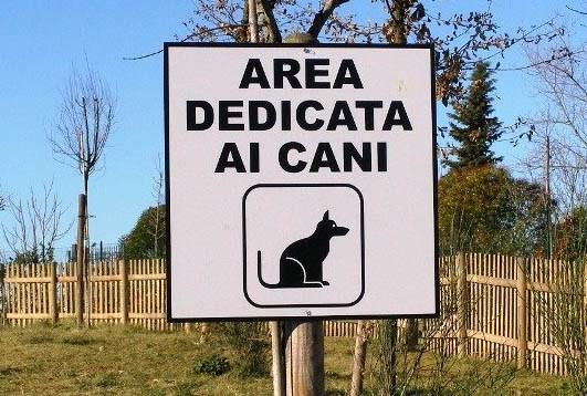 Area cani di Spinetta Marengo