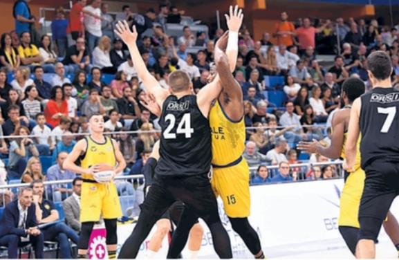 Al Bertram Derthona la Supercoppa A2