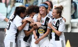 """Un """"Moccagatta"""" tutto esaurito mercoledì sera per il match di Champions League Women Juventus - Barcellona"""