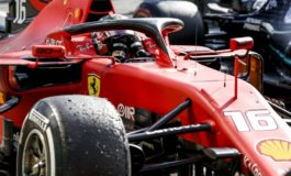 Gp Russia, Leclerc super: quarta pole di fila