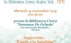 La Biblioteca Civica di Tortona partecipa a Bibliopride 2019