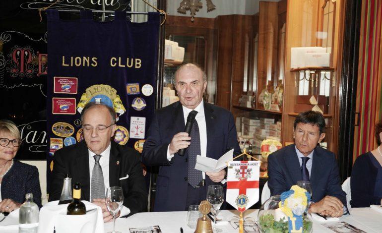 Nuovo Presidente e nuovi programmi per il Lions Club Alessandria Host
