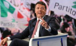 """Renzi fonda """"Italia Viva"""": ho fatto una machiavellica operazione di Palazzo"""