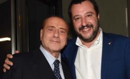 Berlusconi e Salvini fanno fronte comune