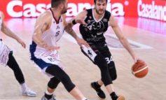 Bertram Derthona, nel recupero della prima giornata, espugna il parquet di Eurobasket Roma