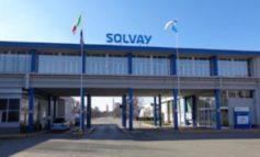 Ridotti gli esuberi alla Solvay di Spinetta Marengo